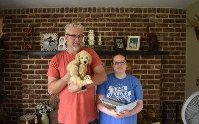 Sheeba's puppies have all been adopted!